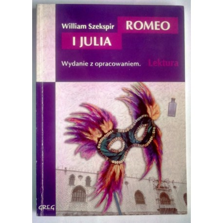 WILLIAM SZEKSPIR ROMEO I JULIA NORMALNA CZCIONKA