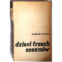 DAWID LEWIS DZIECI TRZECH OCEANÓW