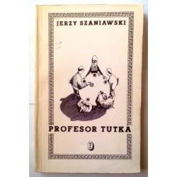 JERZY SZANIAWSKI PROFESOR TUTKA