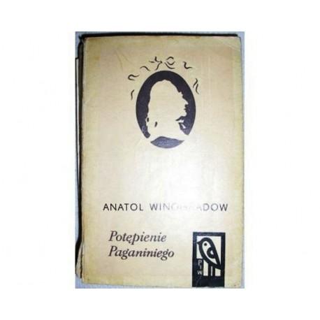 ANATOL WINOGRADOF POTĘPIENIE PAGANINIEGO
