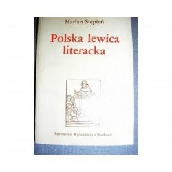 POLSKA LEWICA LITERACKA