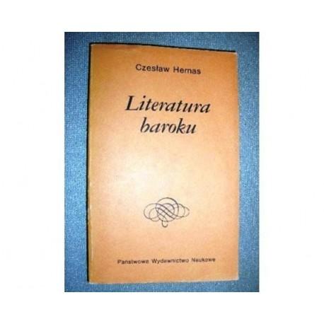 LITERATURA BAROKU