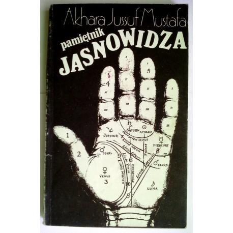 AKHARA JUSSUF MUSTAFA PAMIĘTNIK JASNOWIDZA