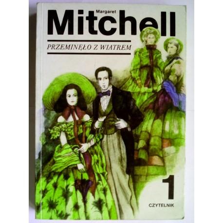 MARGARET MITCHELL PRZEMINĘŁO Z WIATREM III TOMY