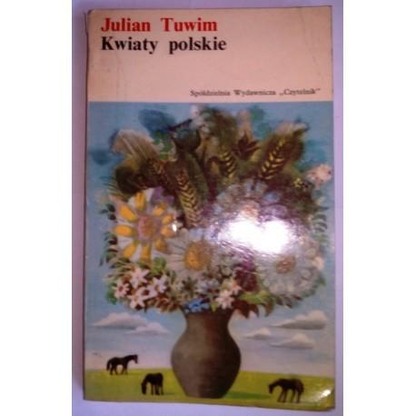 JULIAN TUWIM KWIATY POLSKIE