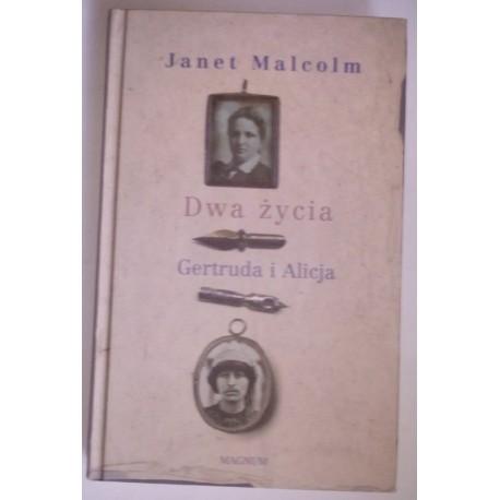 JANET MALCOM DWA ŻYCIA GERTRUDA I ALICJA