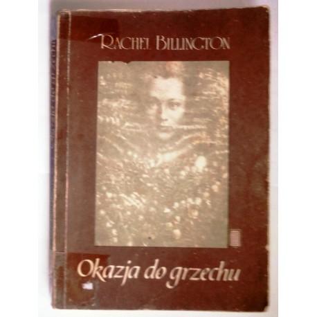RACHEL BILLINGTON OKAZJA DO GRZECHU