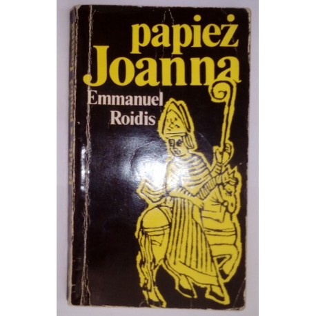 EMMANUEL ROIDIS PAPIEŻ JOANNA