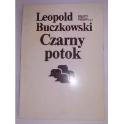 LEOPOLD BUCZKOWSKI CZARNY POTOK