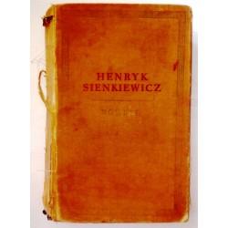 HENRYK SIENKIEWICZ NOWELE TOM II