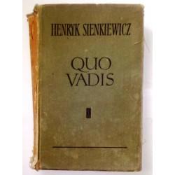 HENRYK SIENKIEWICZ QUO VADIS