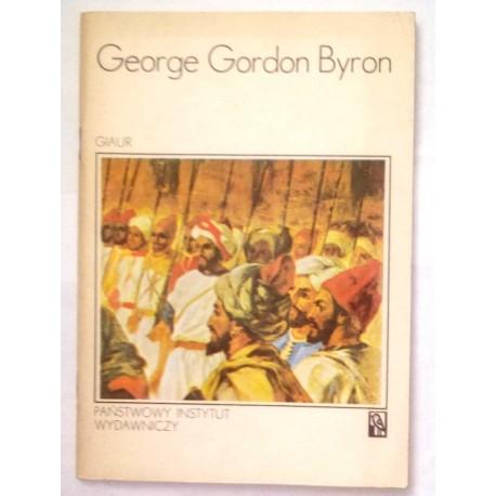 GEORGE GORDON BYRON GIAUR