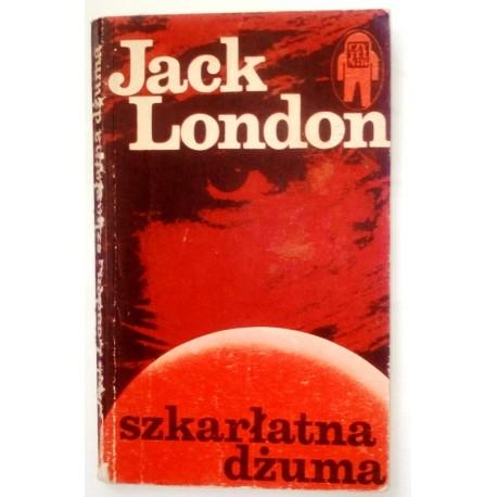 JACK LONDON SZKARŁATNA DŻUMA